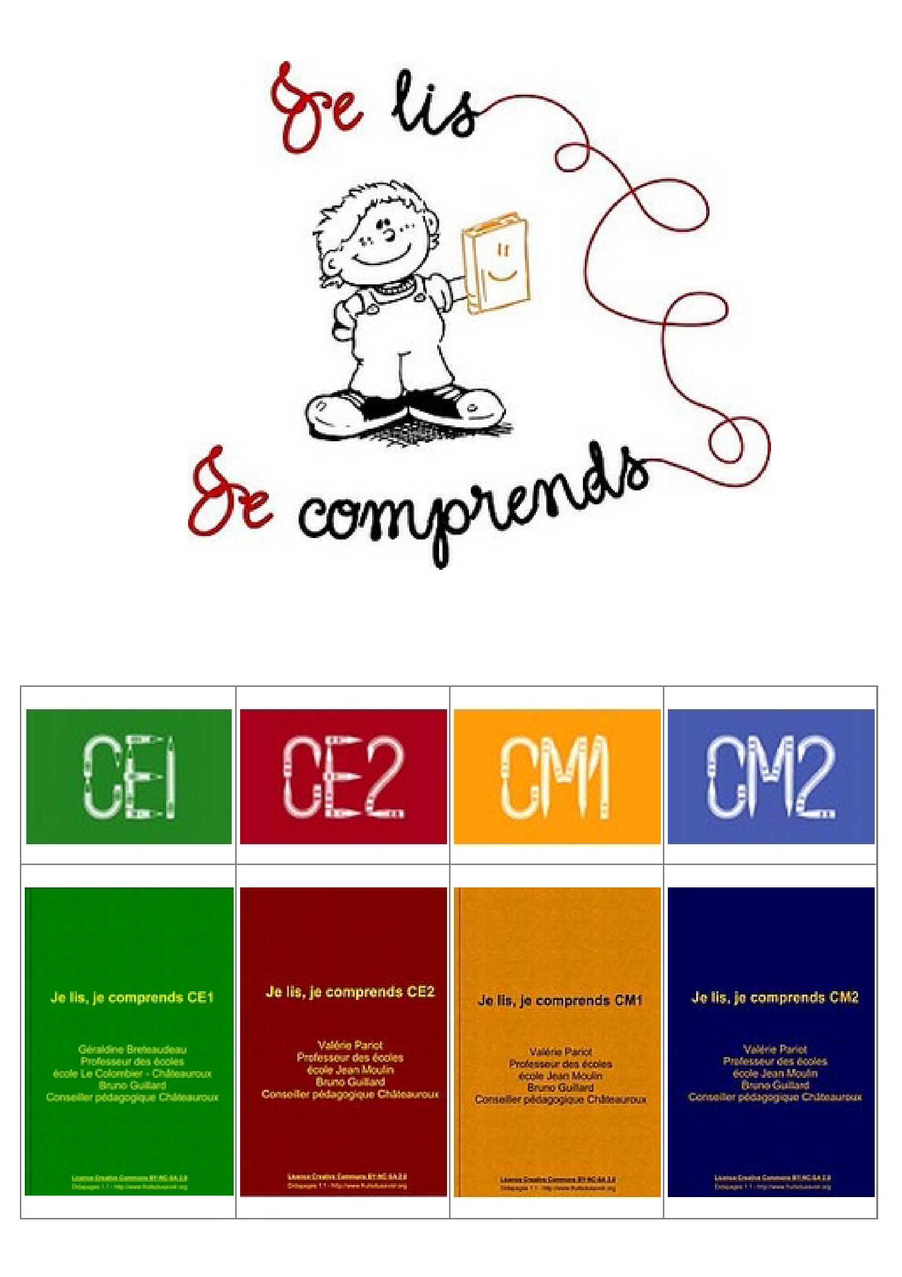 Je Lis Je Comprends Cm : comprends, Comprends, Comprends,, Lecture