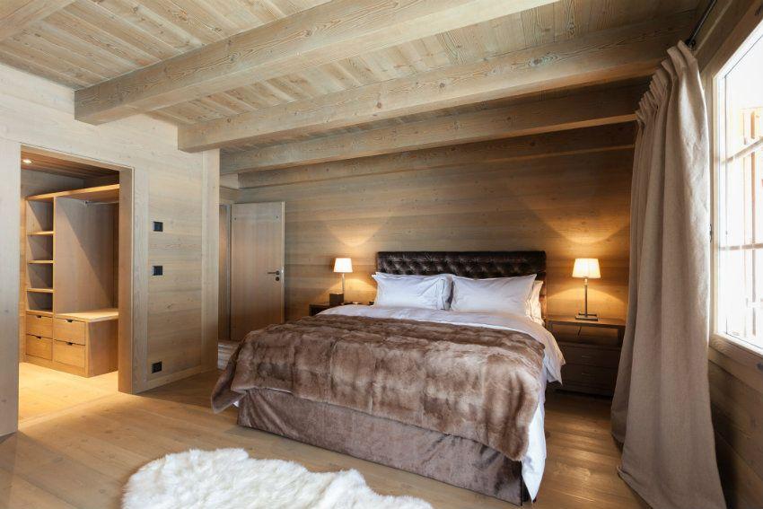 Rougemont Interiors - die schönsten Chalets - Chalets en Interieurs - die sch nsten schlafzimmer