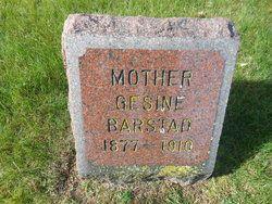 Gesine Barstad | Geneology | Find a grave
