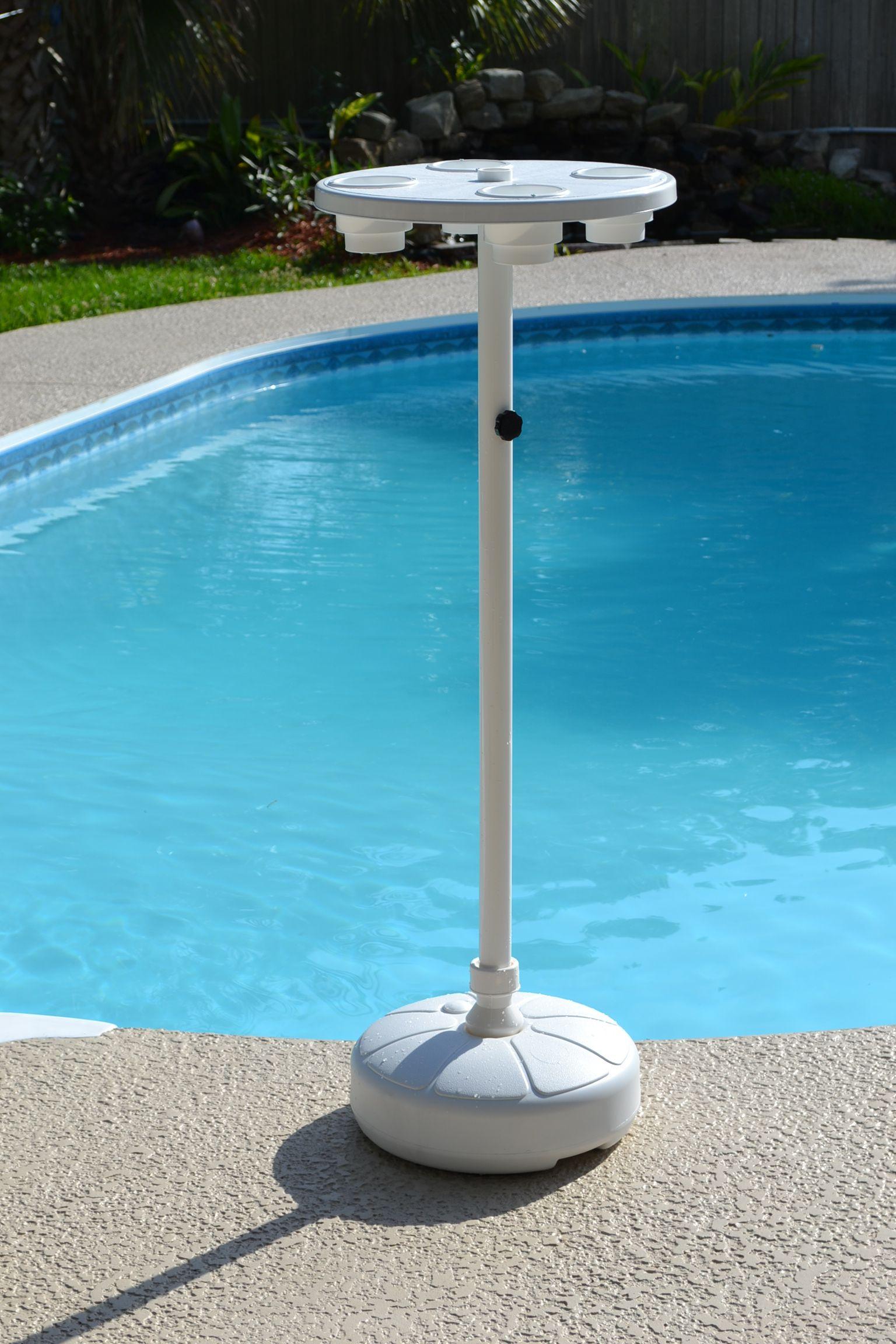 Pool and Patio Umbrella Table | SWIMMING POOL | Pinterest | Patio ...