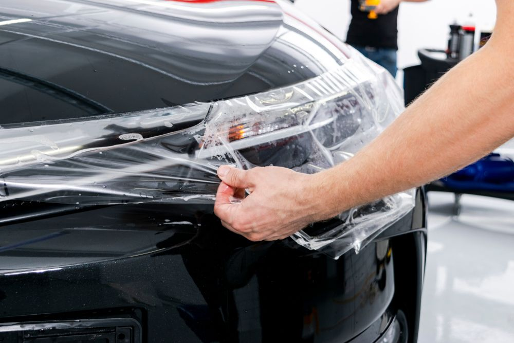 Car Paint Protection Film Everything About It Car Painting Paint Protection Car