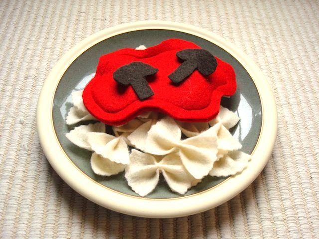 KSC May 2008 (2)   Entrelac knitting, Faux food, Toddler ...