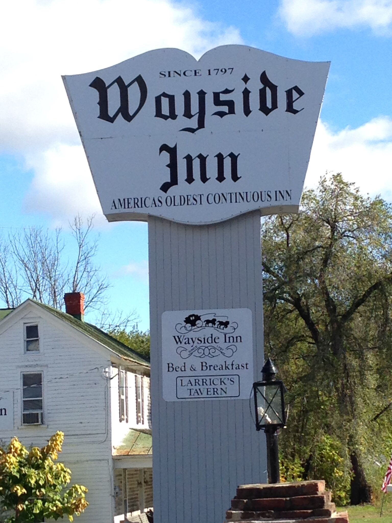Wayside Inn (With images) Wayside inn, West virginia