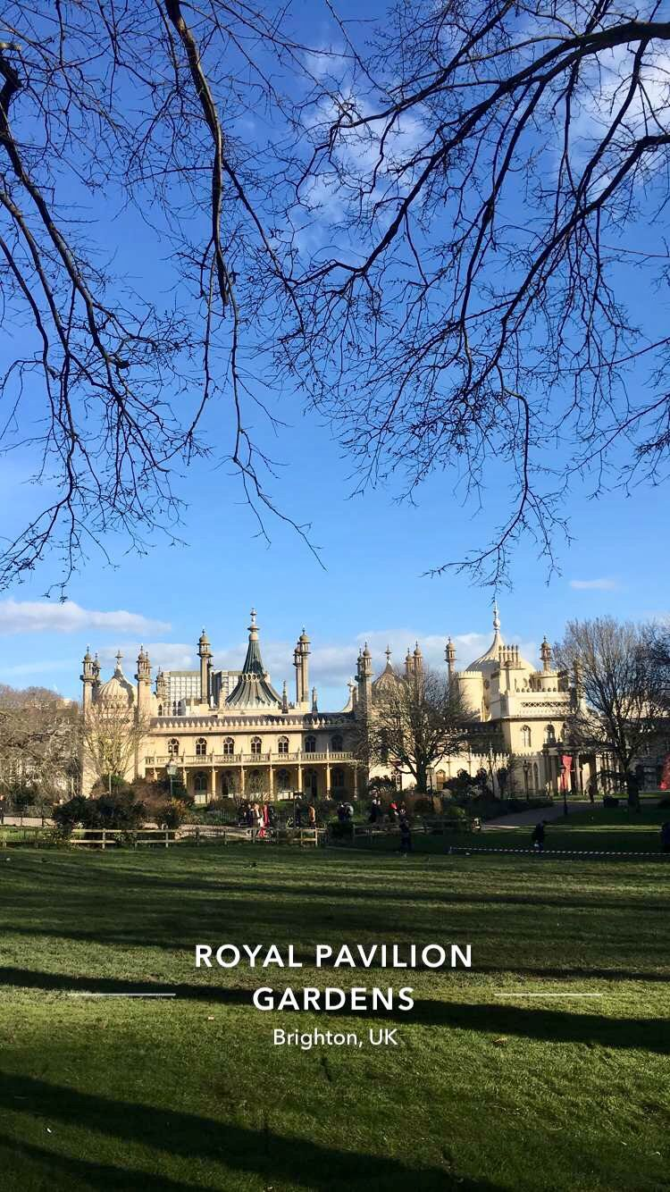 Brighton Royal Dome gardens Royal pavilion, Brighton, Royal
