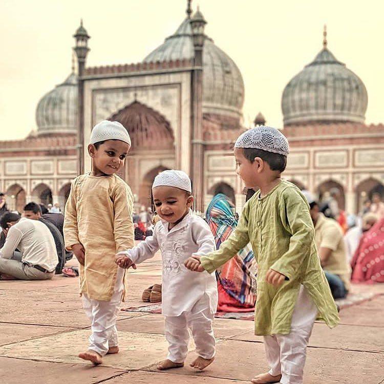 Картинки про мусульманок про семья