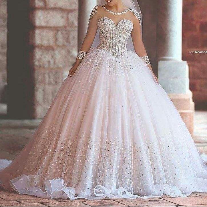 Pin by Tamira Knight on dream wedding dresses | Pinterest | 15 ...