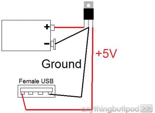 Make Your Own 9v Battery