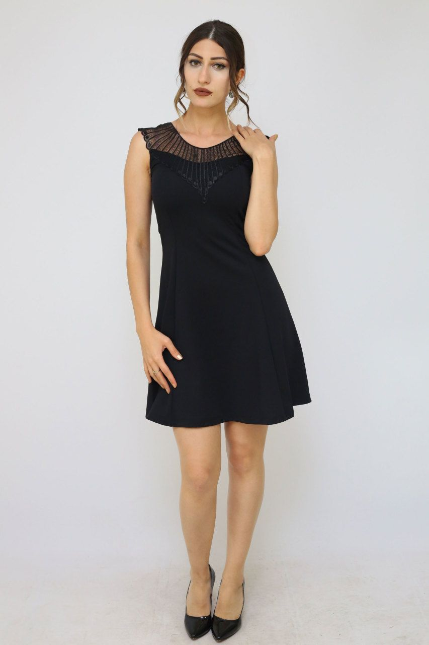 16d062100c37a Siyah Abiye Elbise | Bayan Abiye Elbise | Black ve Dresses