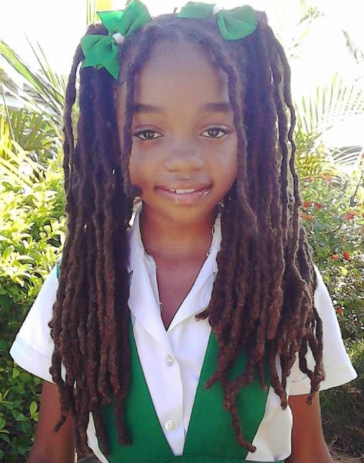 Are Black girls with dreads