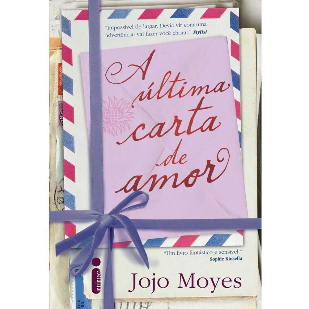 Livro - A Última Carta de Amor - Jojo Moyes - Romance no CasasBahia.com.br