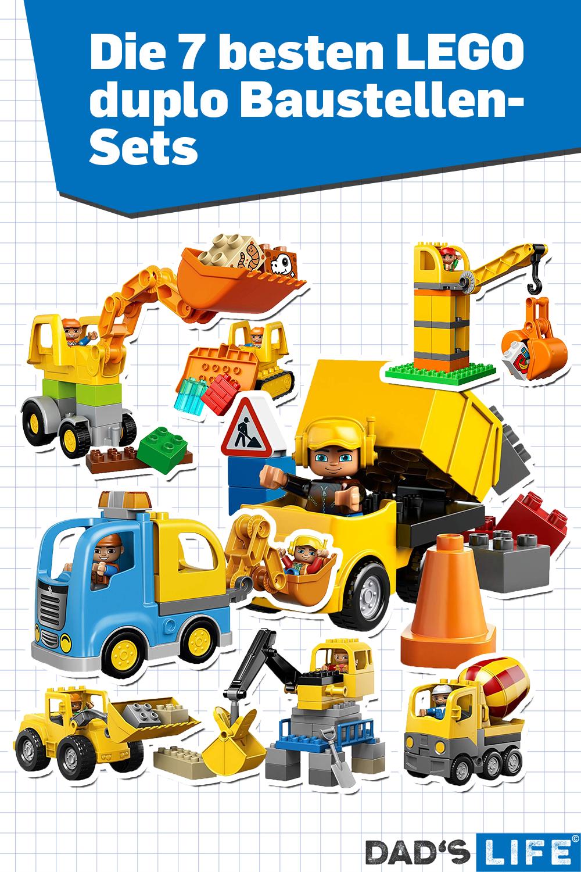 Die 7 besten LEGO Duplo Baustellen Sets in 2020 (mit Bildern