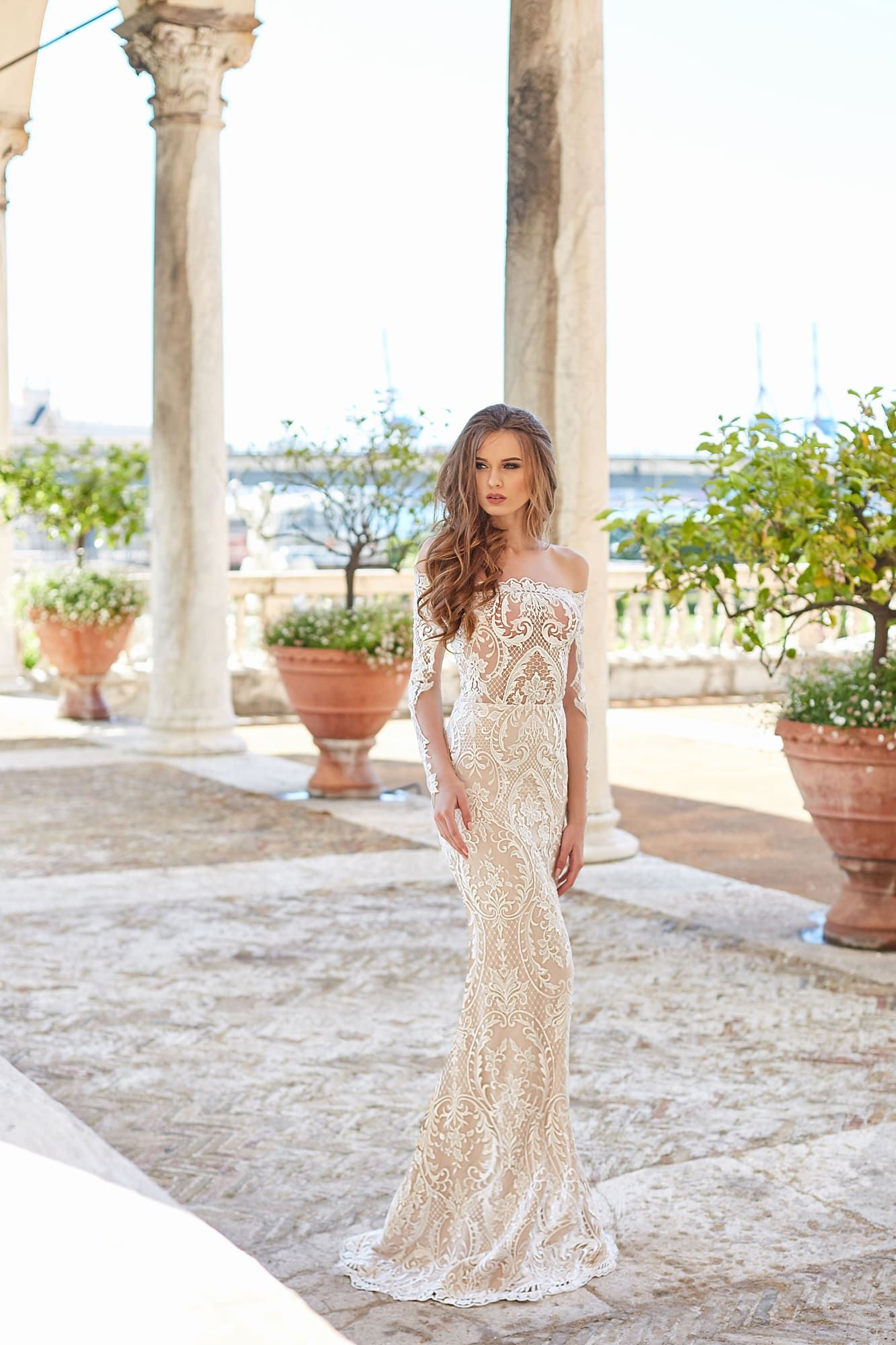 6f0f88e3c42 JAMALA wedding dress by OKSANA MUKHA in Charmé Gaby Bridal Gown boutique  Clearwater FL