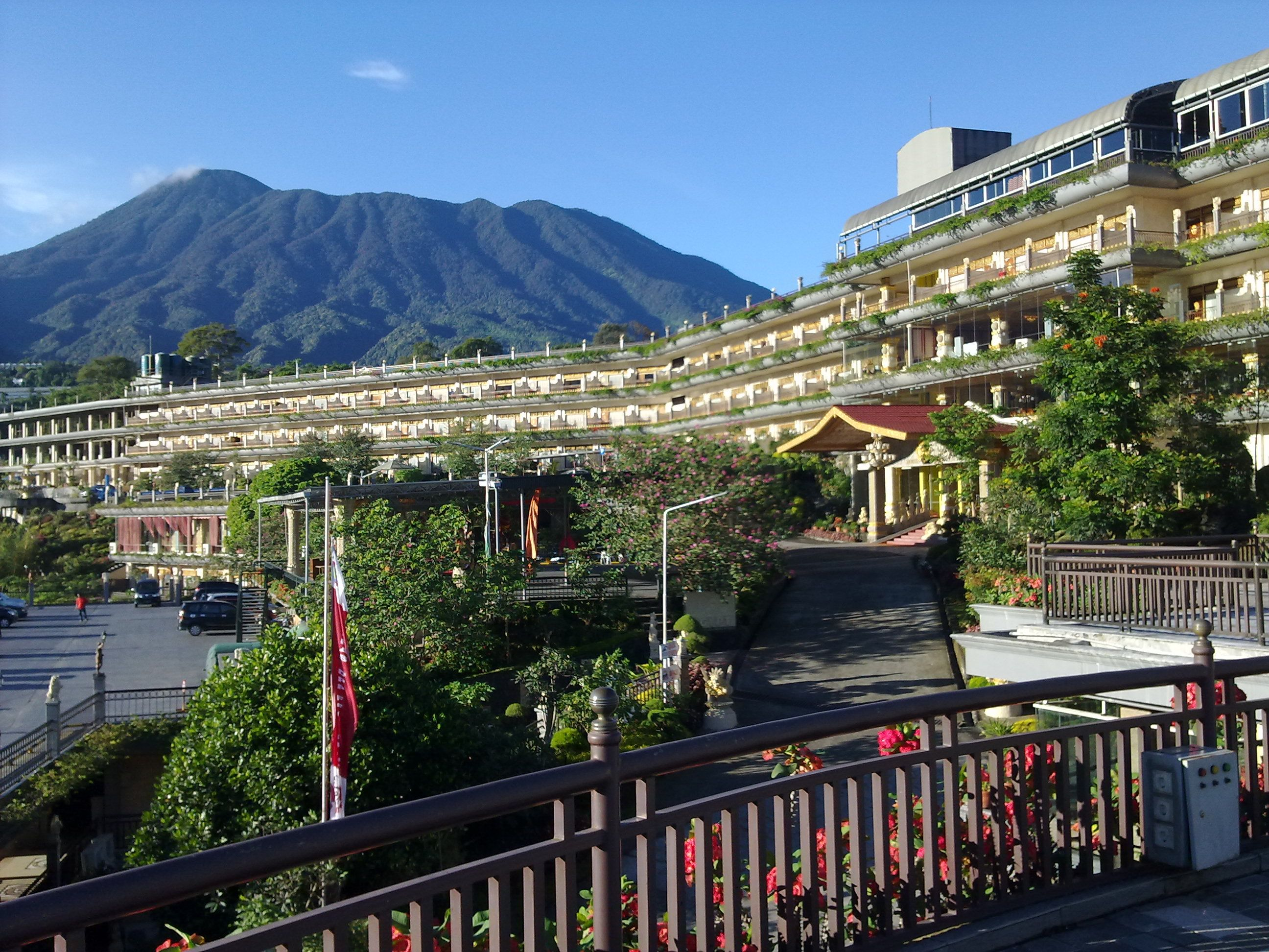 at Seruni Hotel, Cisarua, Bogor City, West Java Province