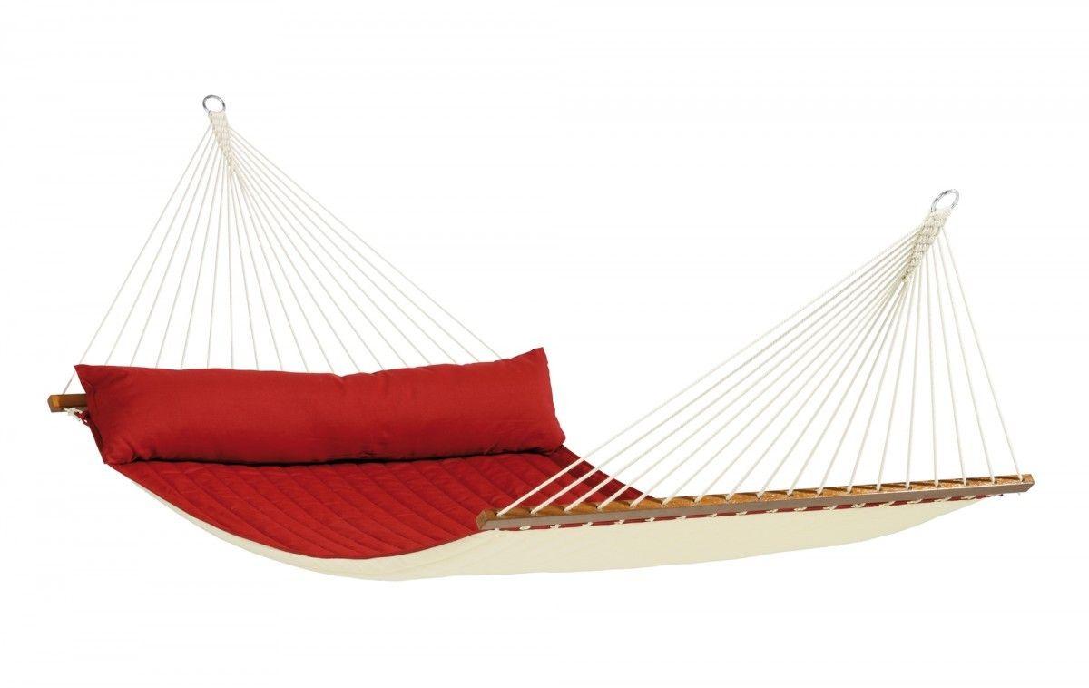 Spreader bar hammock extra large weatherproof outdoor hammock