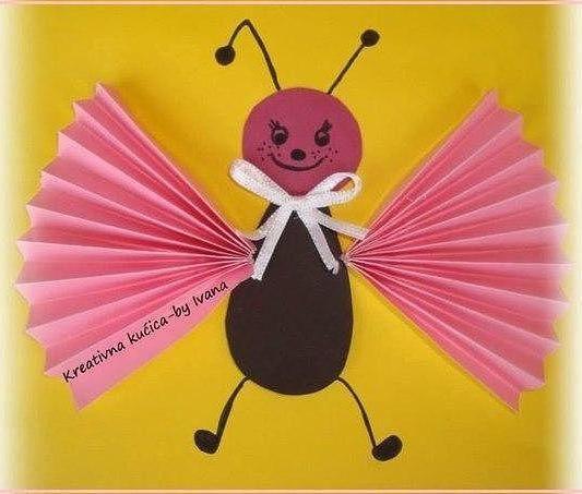 Paper Craft Ideas 3d Effect For Kids Picturescrafts Com Crafts