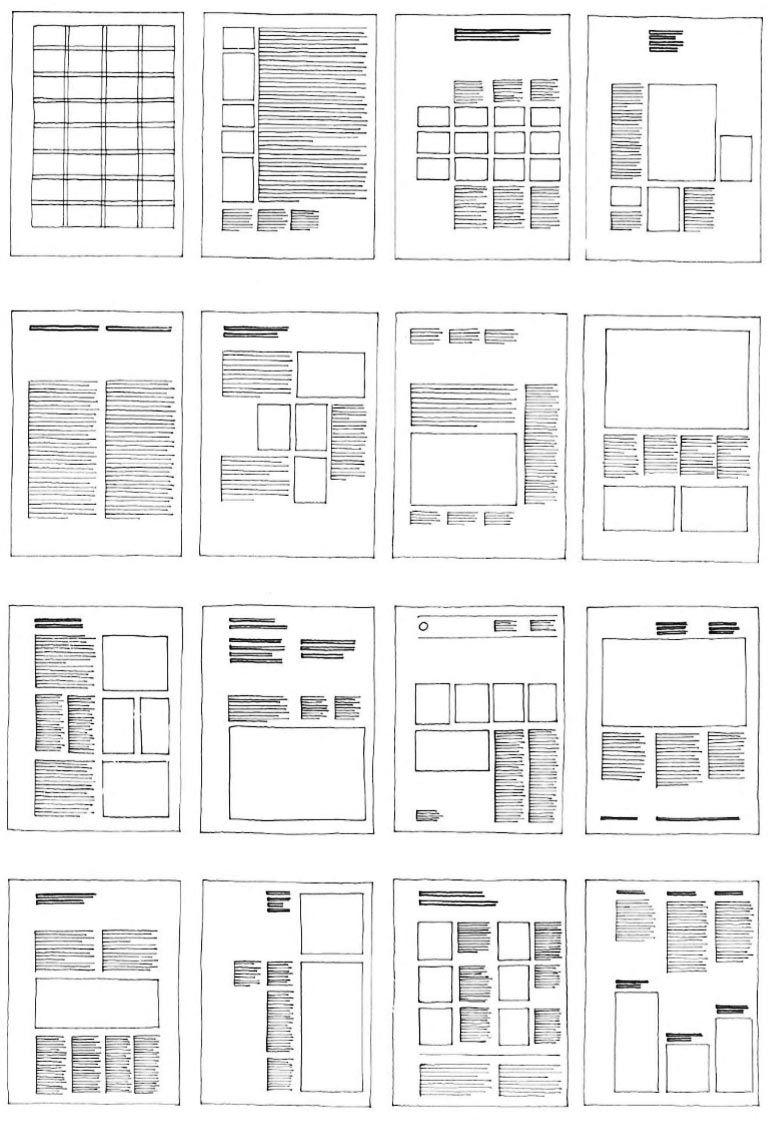 Дизайнерам Объекты внутри модуля Mirai Art Studio Ad Design Book Graphic