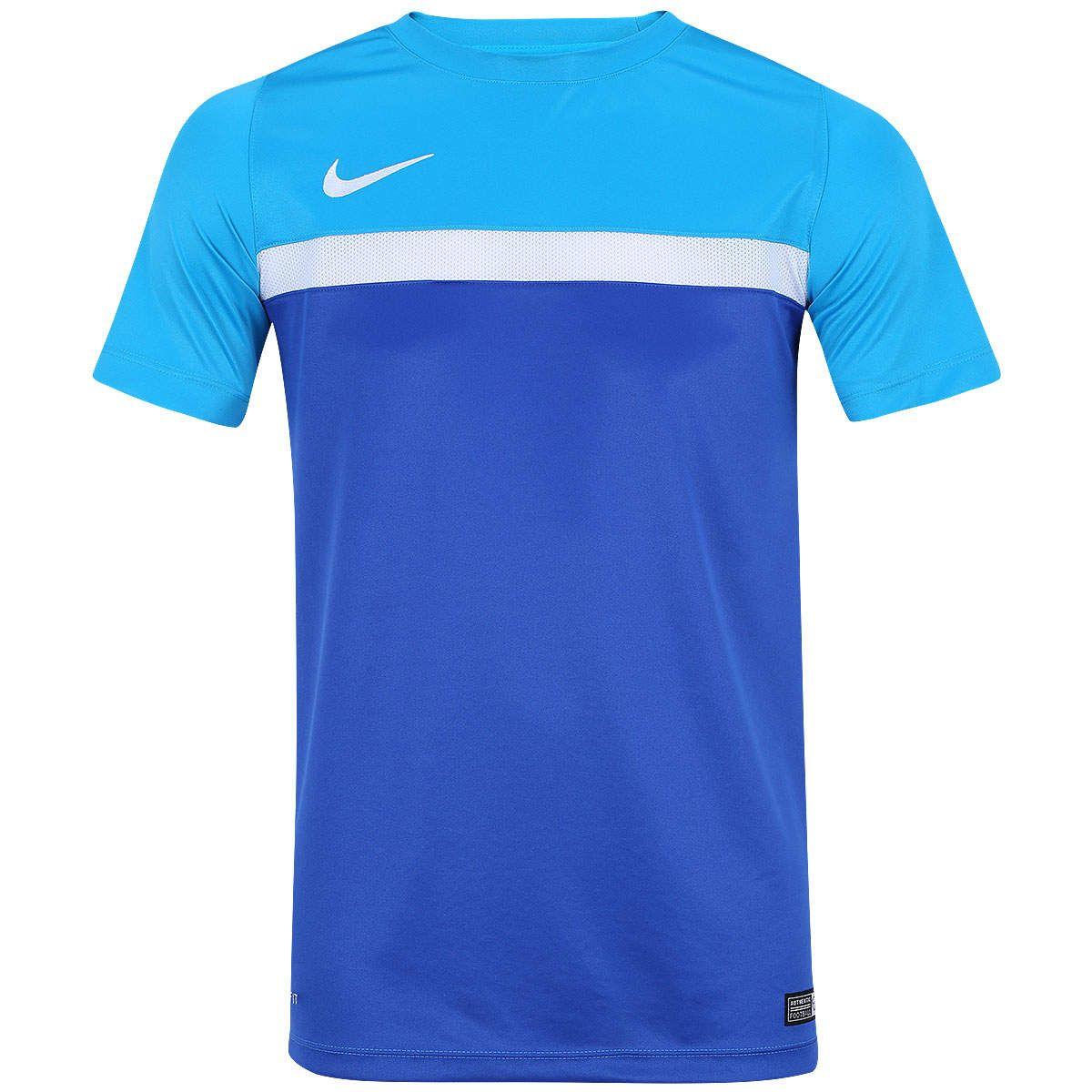 A Camisa Nike Academy Training Camiseta Masculina Manga Curta Sport Fitness  é uma ótima escolha para eac13e91308ee