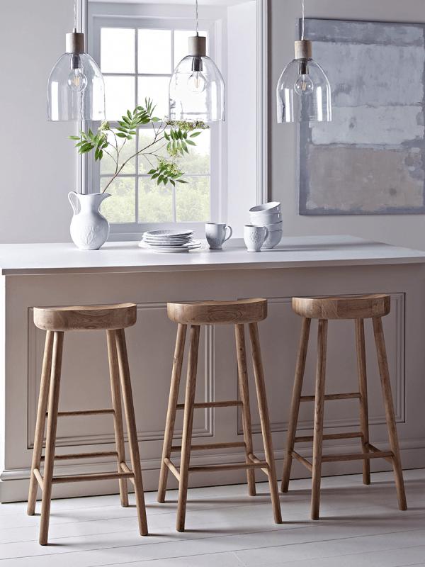 Contemporary Interior Design Ideas Oak Bar Stools Kitchen Stools Kitchen Bar Stools