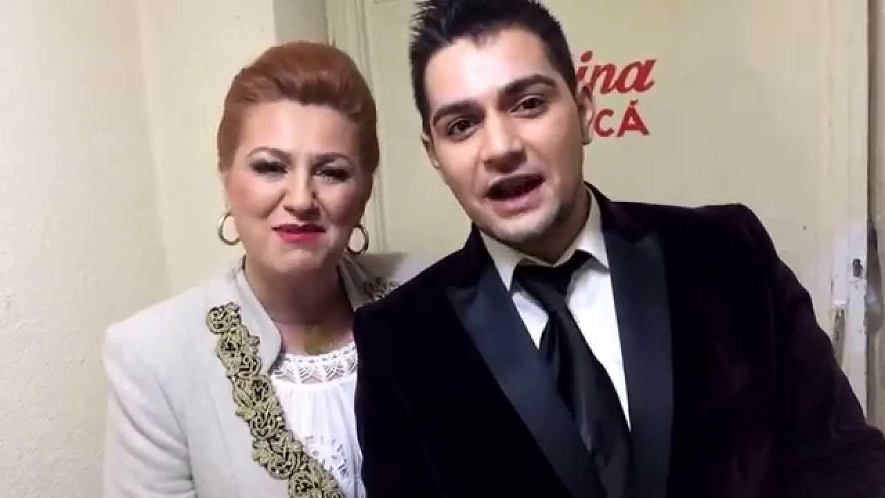 Urare de Sarbatori - Cristina Turcu Preda si Marius Balan