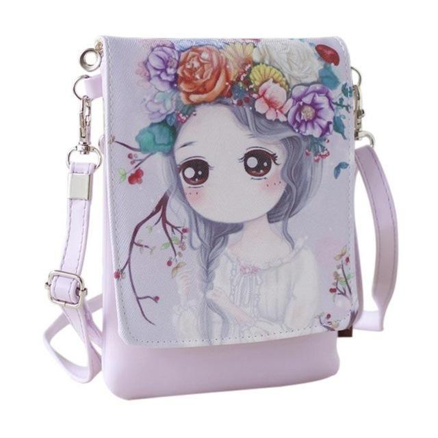 f136d68370a6 Hot Sale Mini Handbags Fashion Girls Shoulder Bags Women s Handbags   Cartoon  Cute Bag Clutch Kids