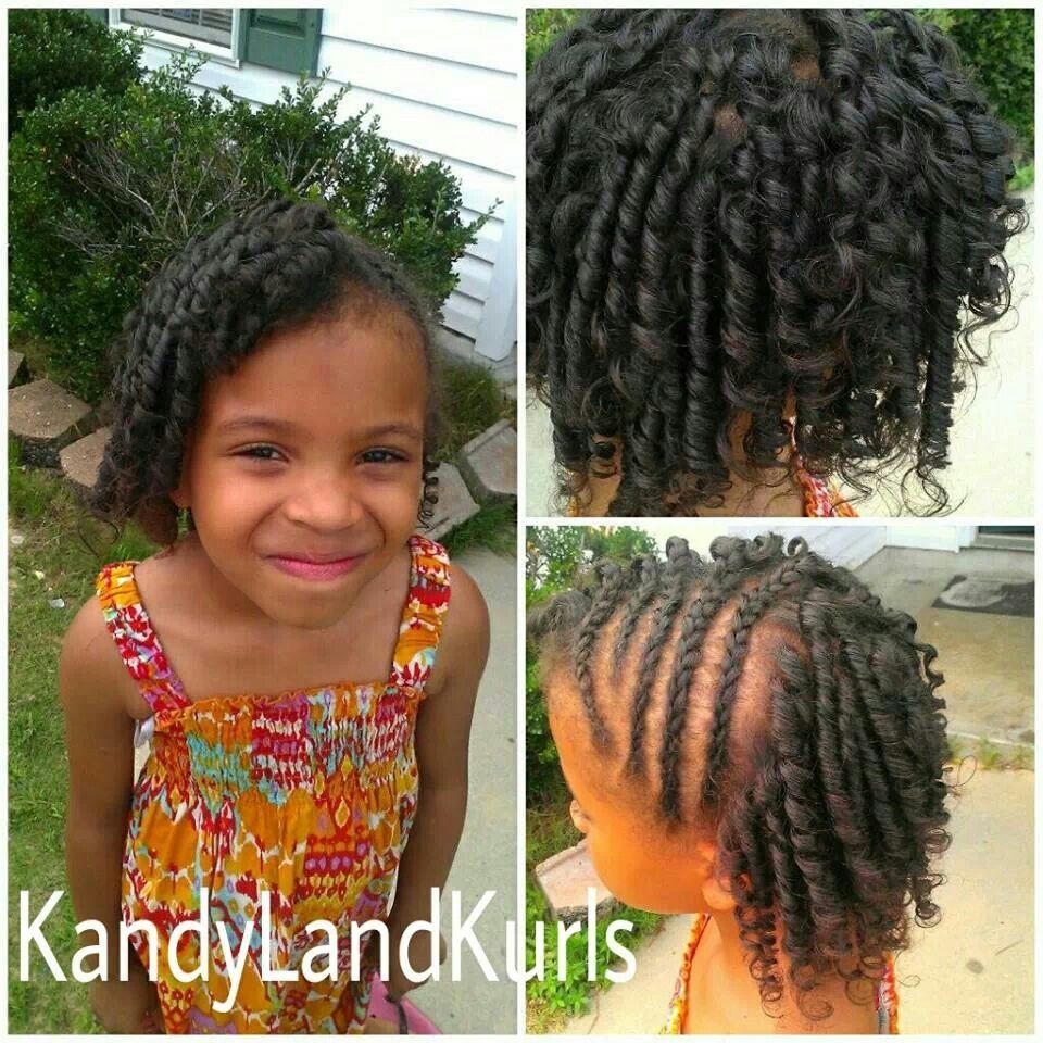 Straw Curls Straw Curls Natural Hairstyles For Kids Detangling Natural Hair Kids