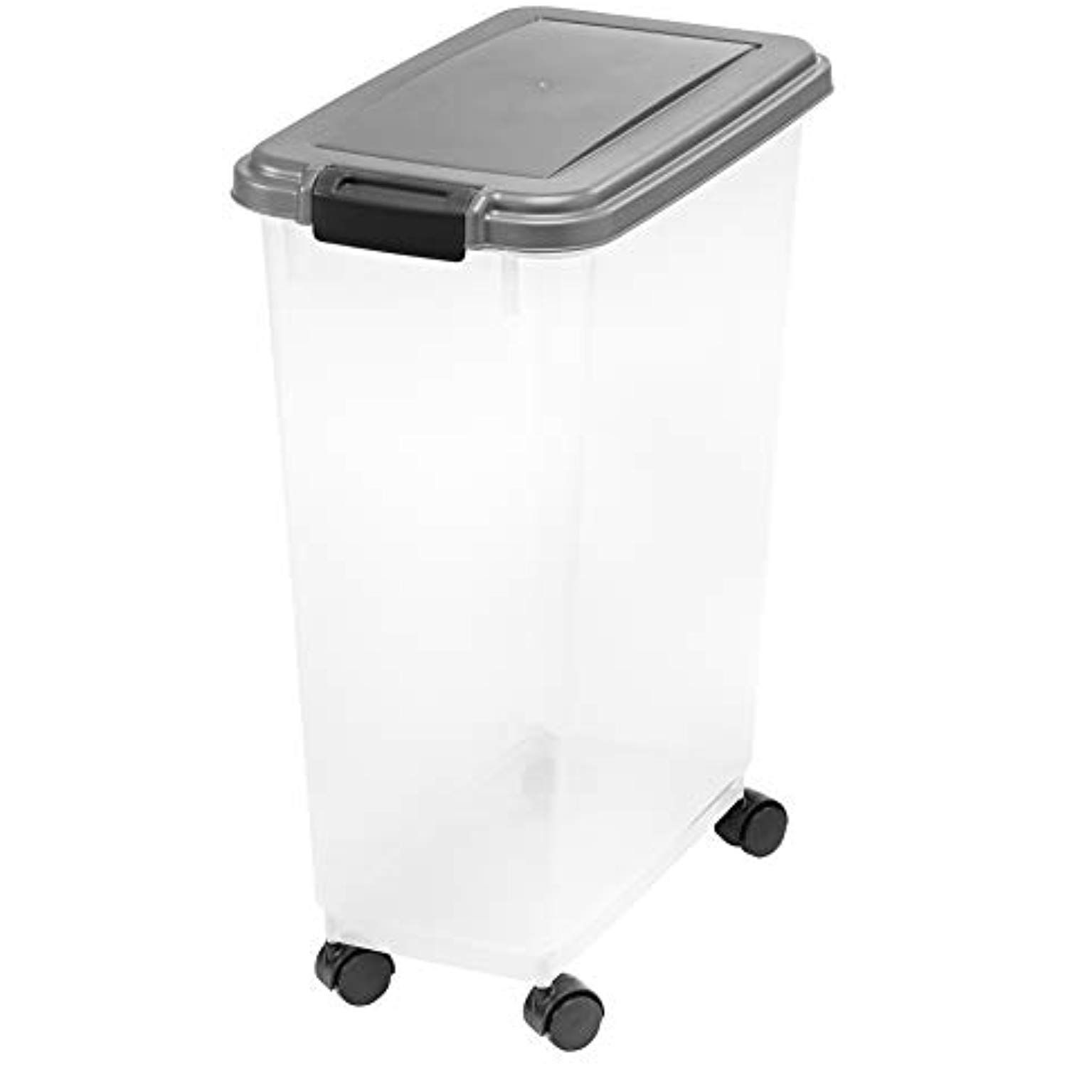 Inspired Essentials 47 Qt Airtight Plastic Pet Food Storage Container More Info Could Be Found Pet Food Storage Container Pet Food Storage Cat Food Storage