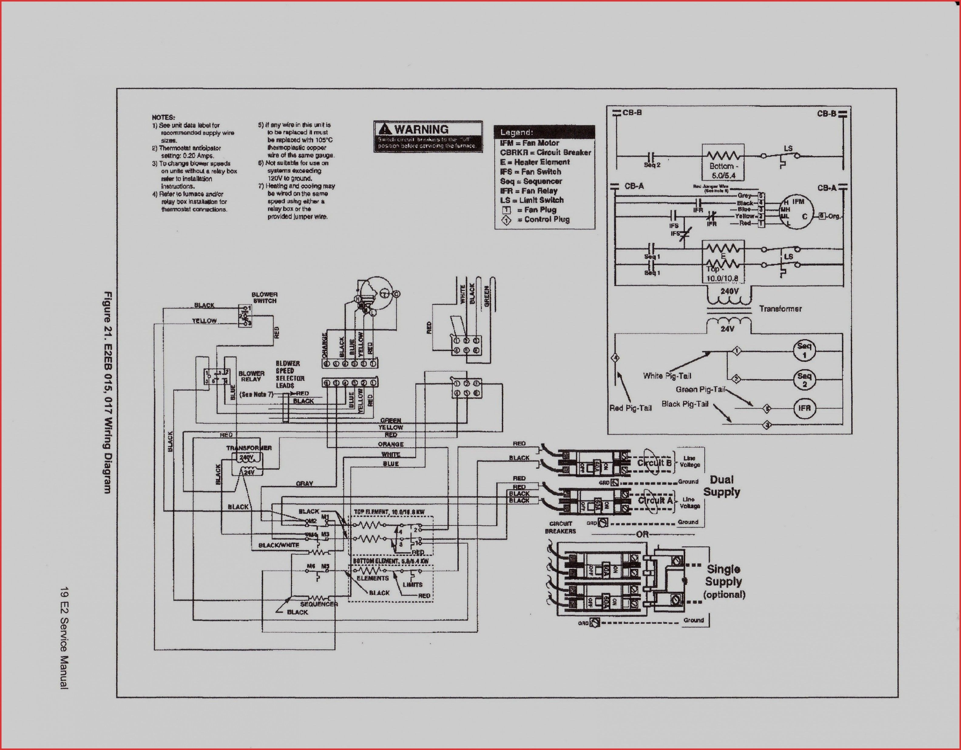New Wiring Diagram Ruud Ac Unit Diagramsample