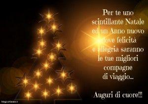 Auguri Per Natale.Auguri Di Natale Vicino Albero Luccicante Magico Natale 2013 Auguri Natale Natale Parole Di Natale