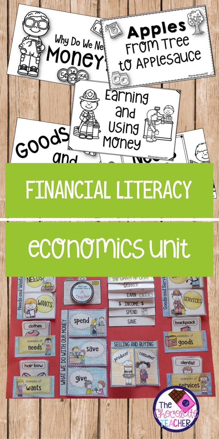 Personal Financial Literacy Economics Good And Services Needs And Wants Personal Financial Literacy Financial Literacy Financial Literacy Activities [ 1470 x 735 Pixel ]