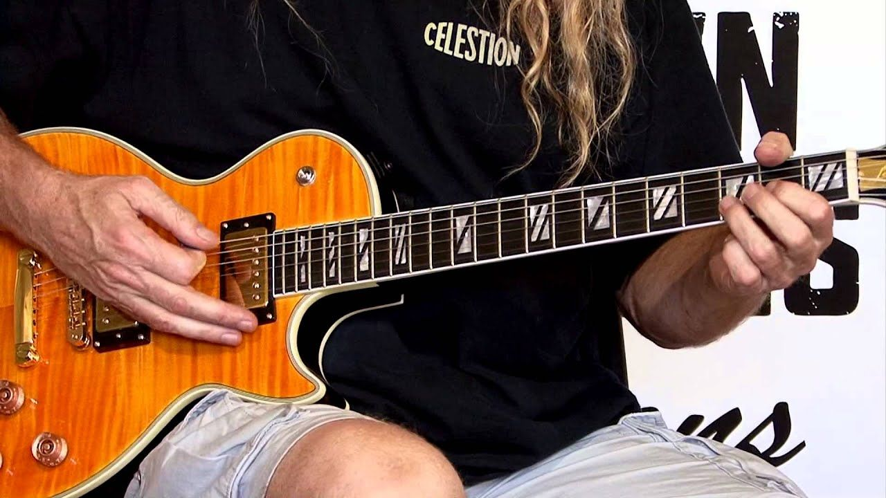 how to play rock candy on guitar