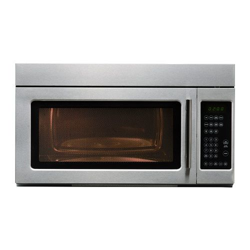 Us Furniture And Home Furnishings Microwave In Kitchen