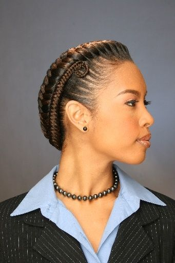 Pleasant Goddess Braids Braids And Black Women On Pinterest Short Hairstyles For Black Women Fulllsitofus