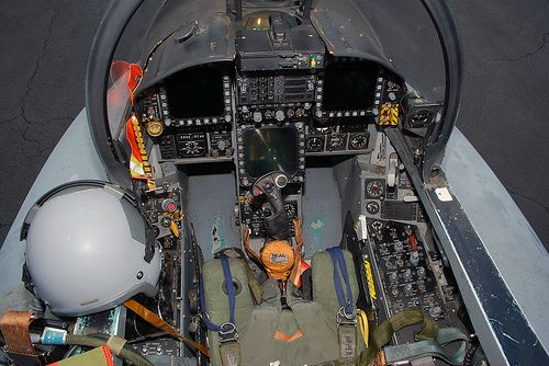FA18 Super Hornet HiSpeed LowLevel Maneuvers  Cockpit View