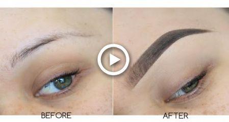 Updated Eyebrow Routine | Instagram Eyebrows Tutorial | Step by Step#eyebrow #eyebrows #instagram #routine #step #tutorial #updated