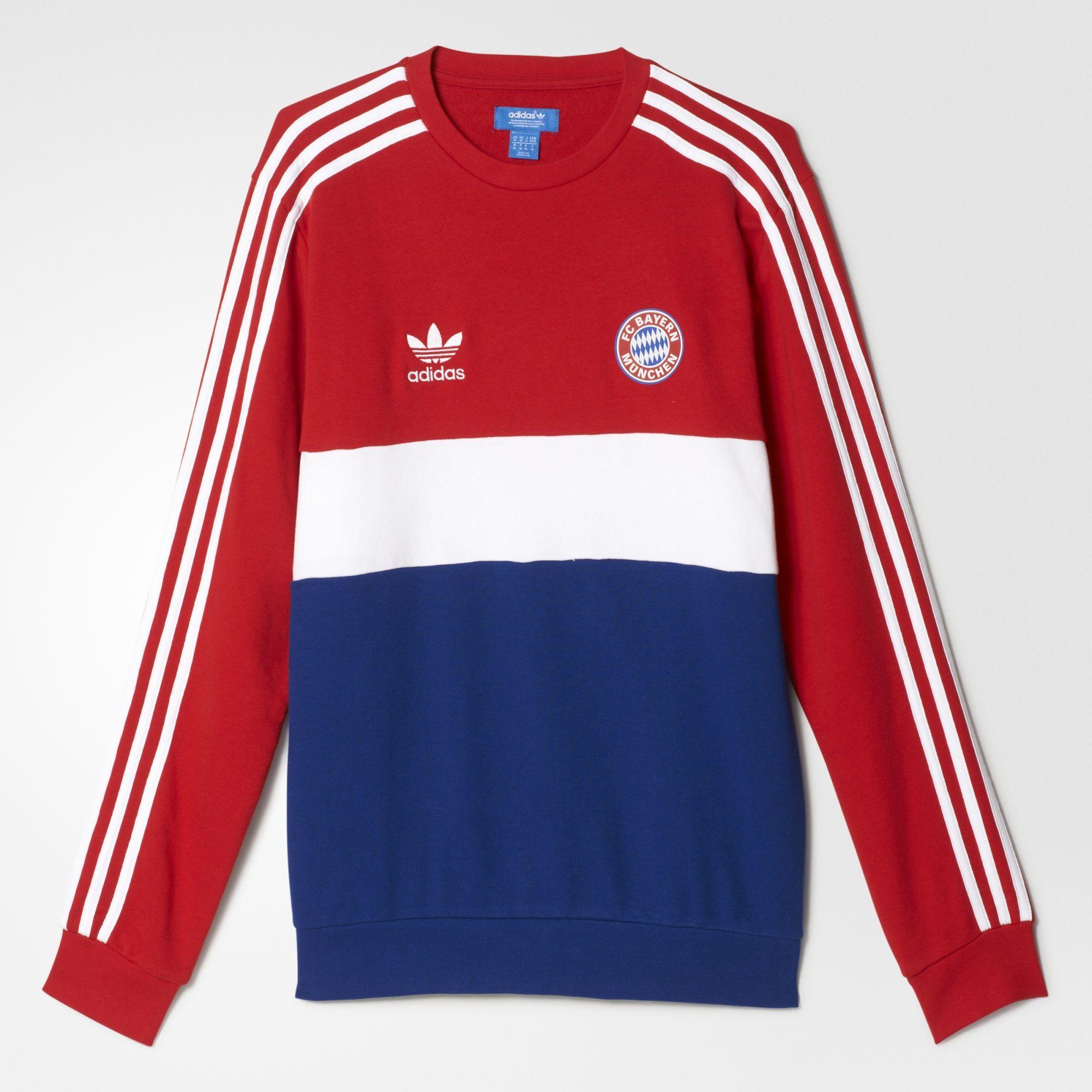 efd93a464e7063 adidas - FC Bayern München Sweatshirt