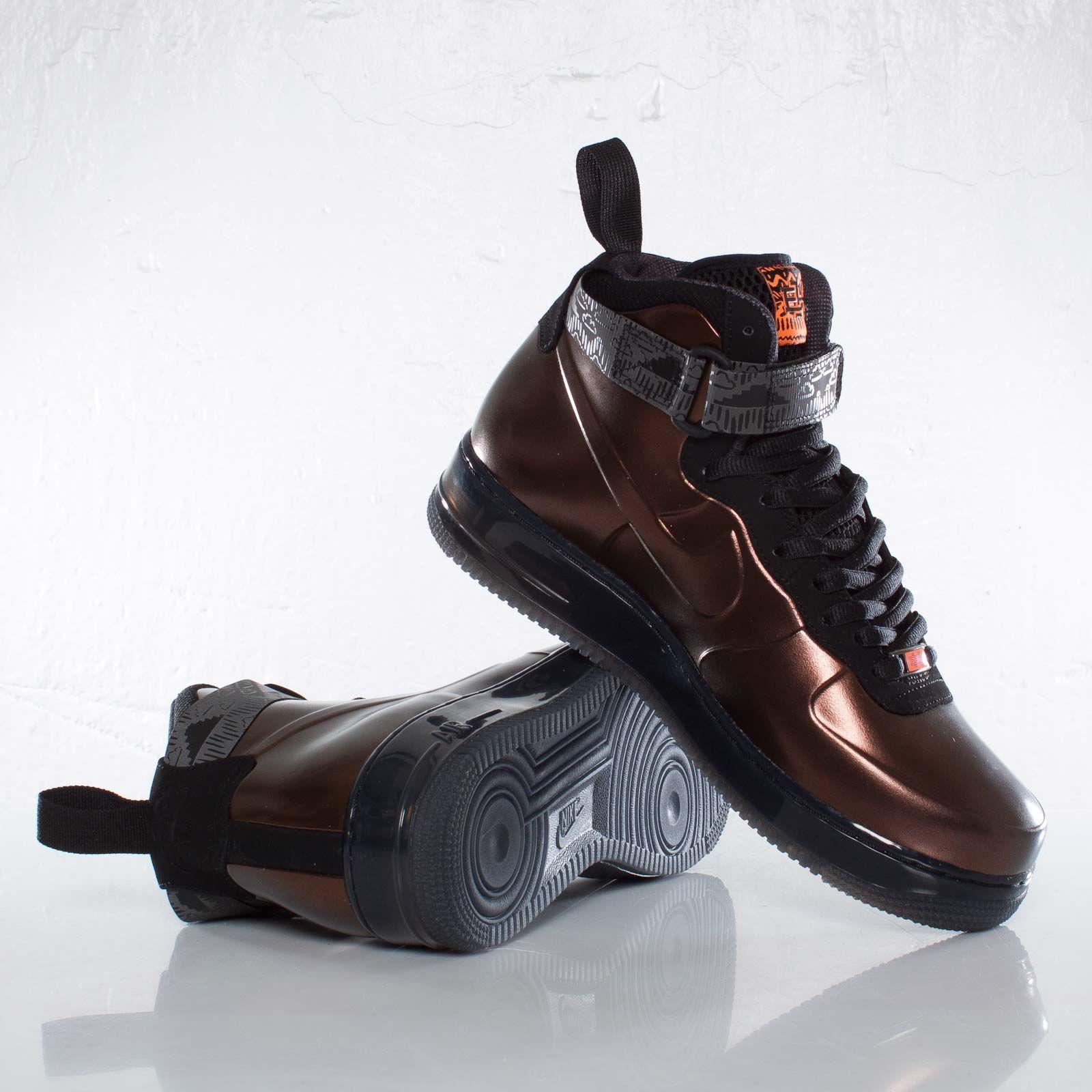 #Nike #AirForce #1 #Foamposite #BHM