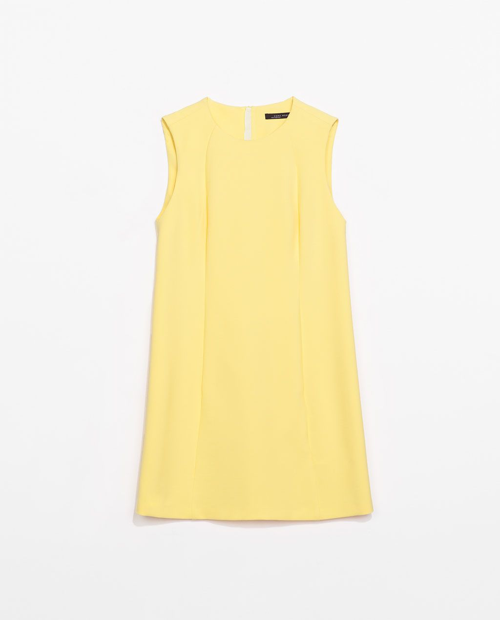 ZARA - WOMAN - DRESS WITH POCKETS