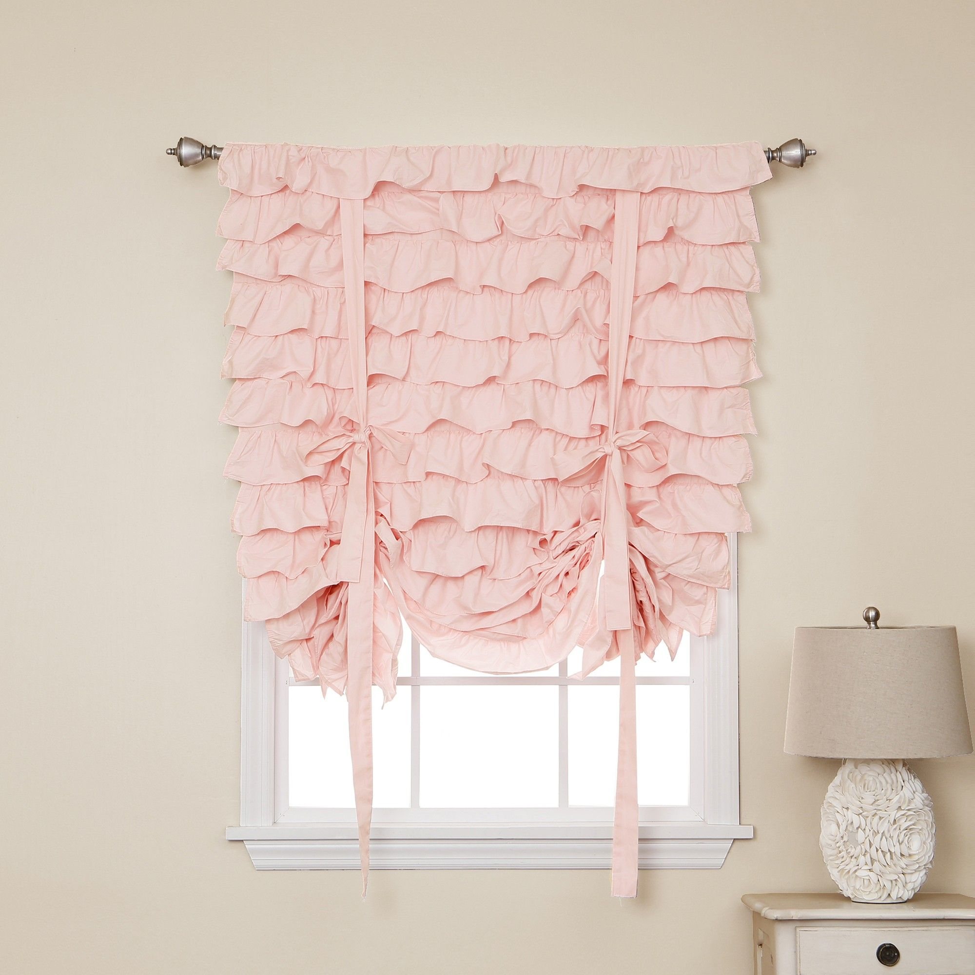7 Homey Ruffle Curtains Blackout Ruffle Curtains Etsy