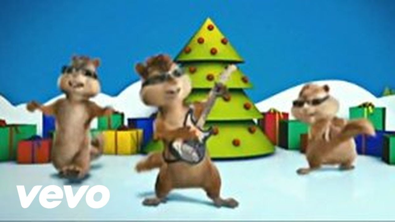 Alvin and The Chipmunks - The Chipmunk Song (Christmas Don't Be ...