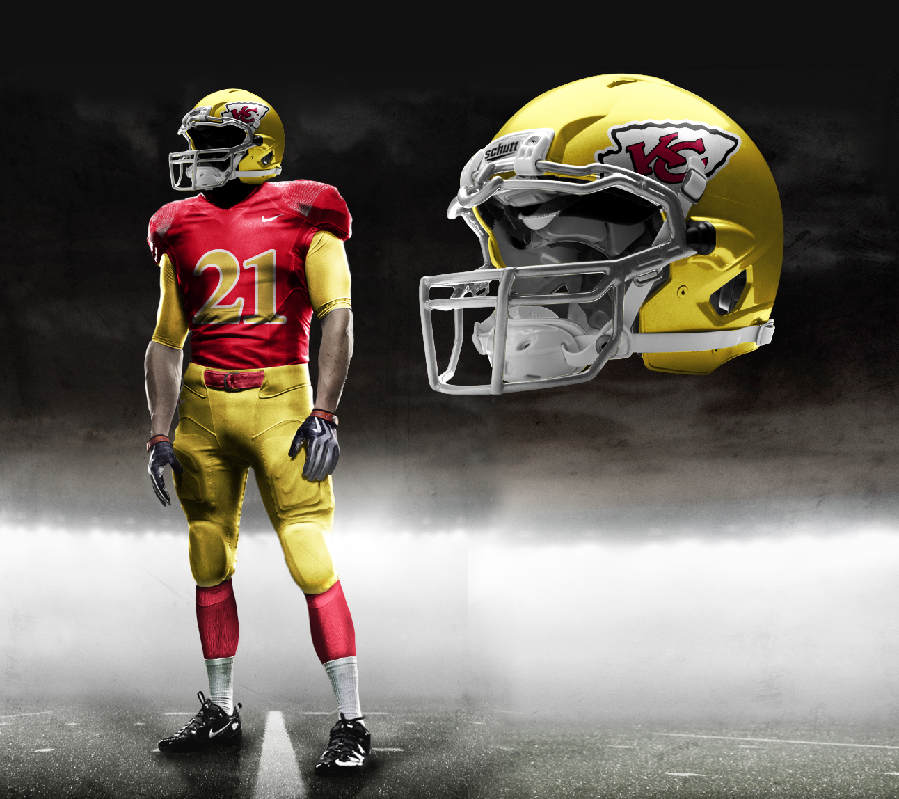 chiefs | chiefs | Chiefs | Pinterest | Nfl Uniforms, Change To and ...