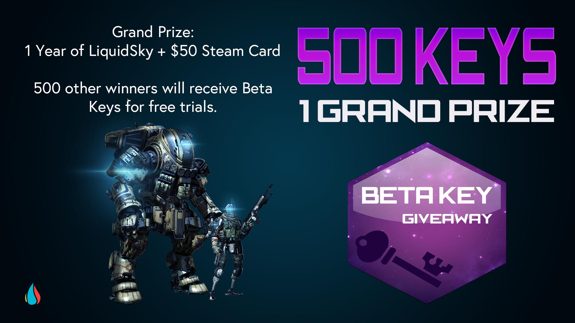 Beta giveaway
