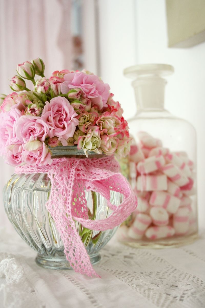 Roses and Patina