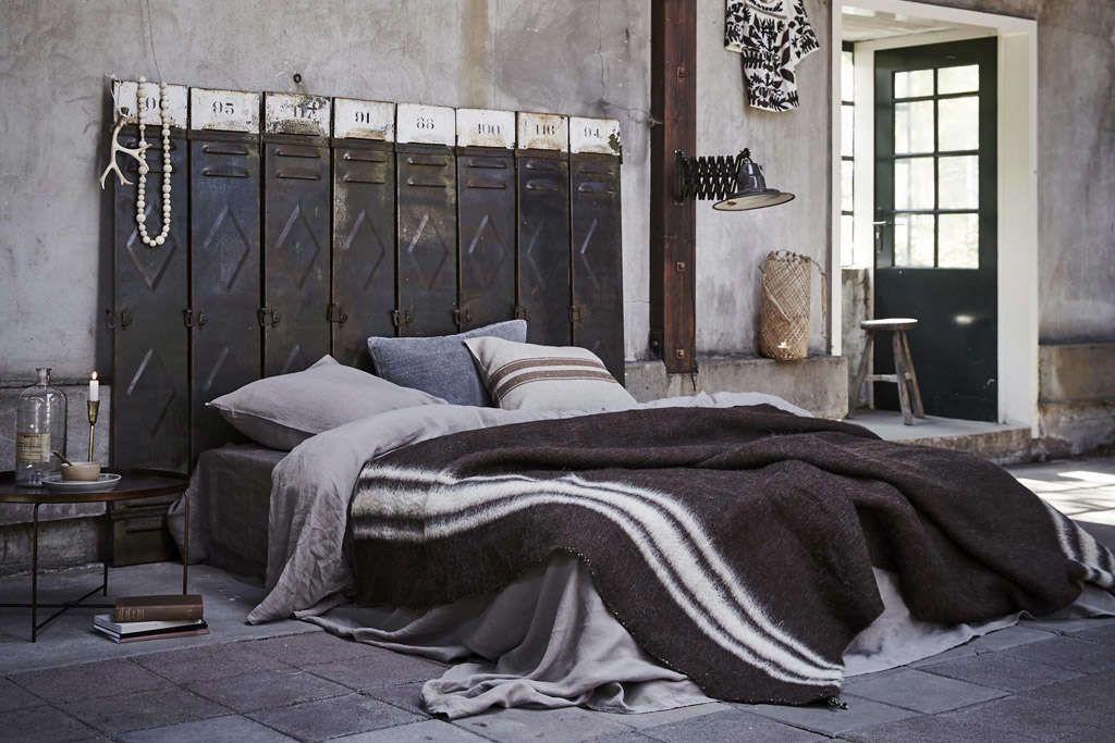 12 cabeceros de cama originales y diferentes loft moroccan decor bedroom decor - Cabeceros cama originales ...