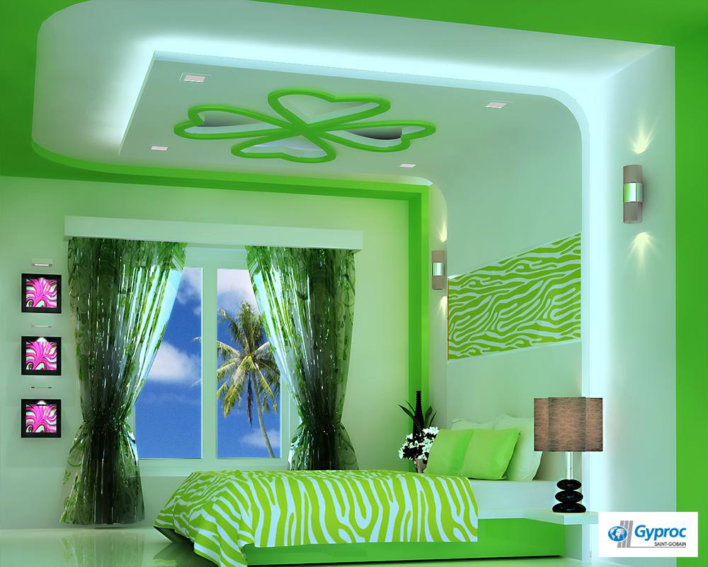 Stylish Kids Room False Ceiling Ideas Kidsroom