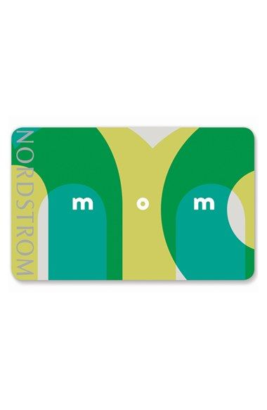 Nordstrom Mothers Day Greeting Card Gift