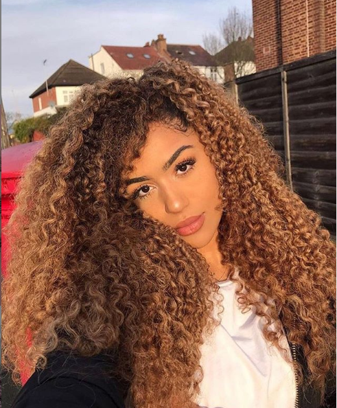 Type Human Hair Wigs Hair 100 Human Hair Texture Curly Lace Color Medium Brown Dark Br Brown Curly Hair Curly Hair Styles Naturally Curly Hair Styles