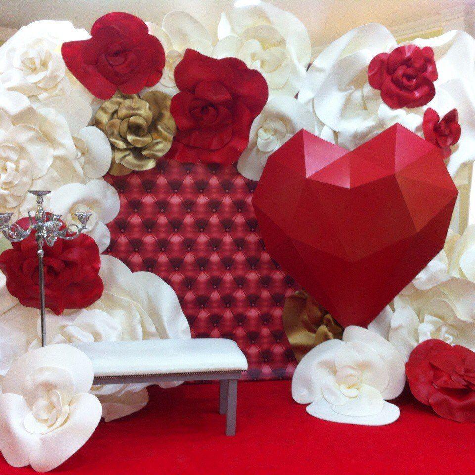 Hermosa decoraci n para bodas aniversario propuestas de for Decoracion para aniversario