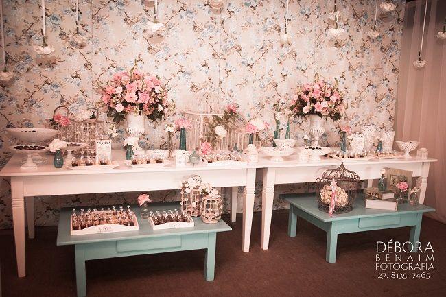 Decoração de Casamento Provençal  Wedding, Decoration and Weddings -> Decoracao De Banheiro Provencal