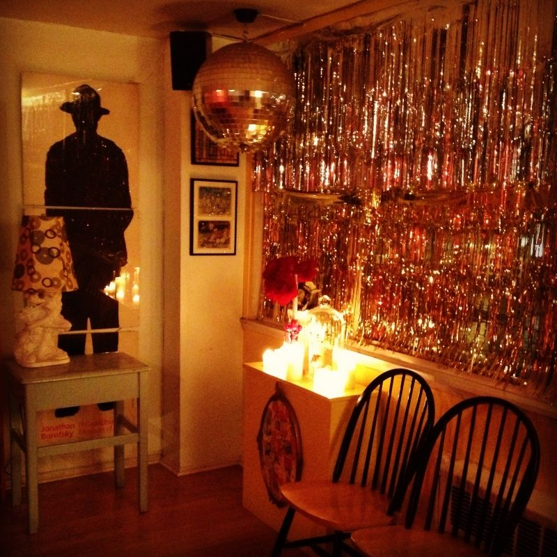Disco Ball Table Decorations: Pin By Apartmentjeanie ♥ On Partyjeanie Presents