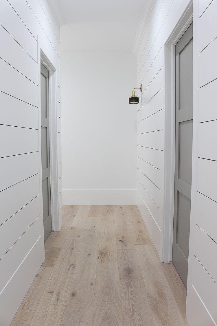 Aged French Oak Hardwood Floors